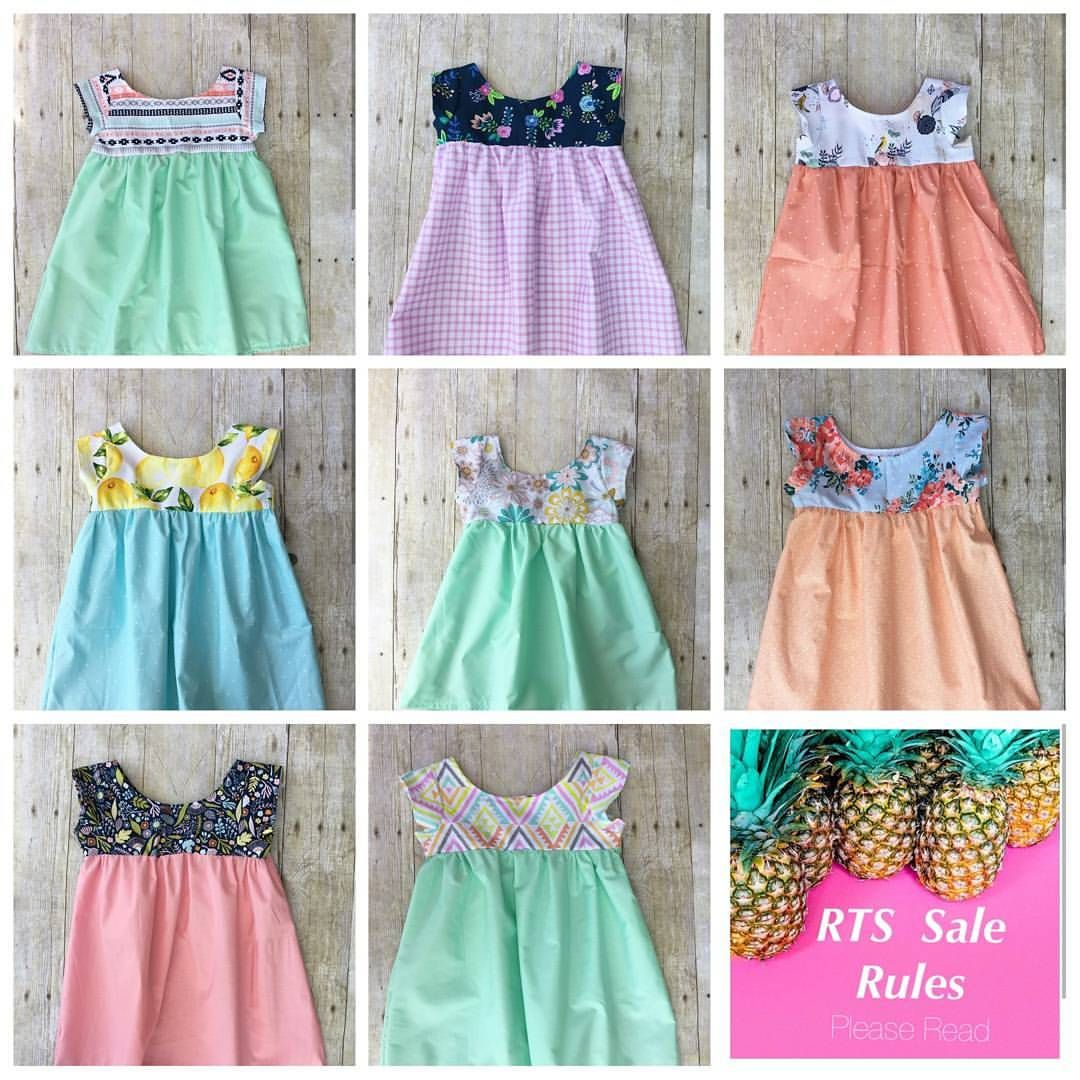Rts sale one of a king dresses baby girl clothes dresses