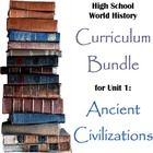 This electronic curriculum bundle is offered for free to introduce buyers to the 'I Heart World History' curriculum. It includes everything needed ...