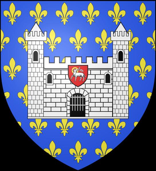 Carcassonne's coat of arms Castle decor, School themes