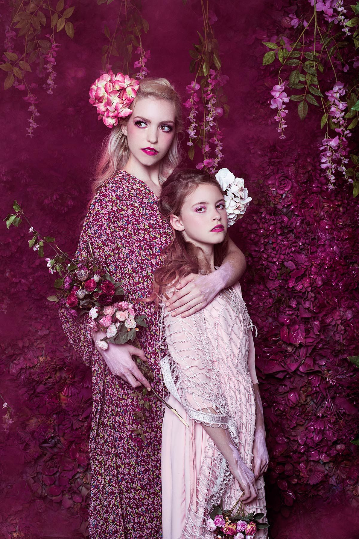 Daniela Majic's The Secret Garden series.. www