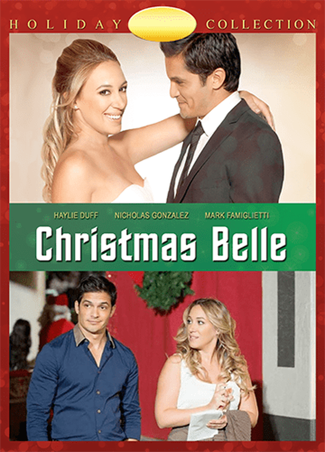 Christmas Belle In 2020 Haylie Duff About Time Movie The Duff