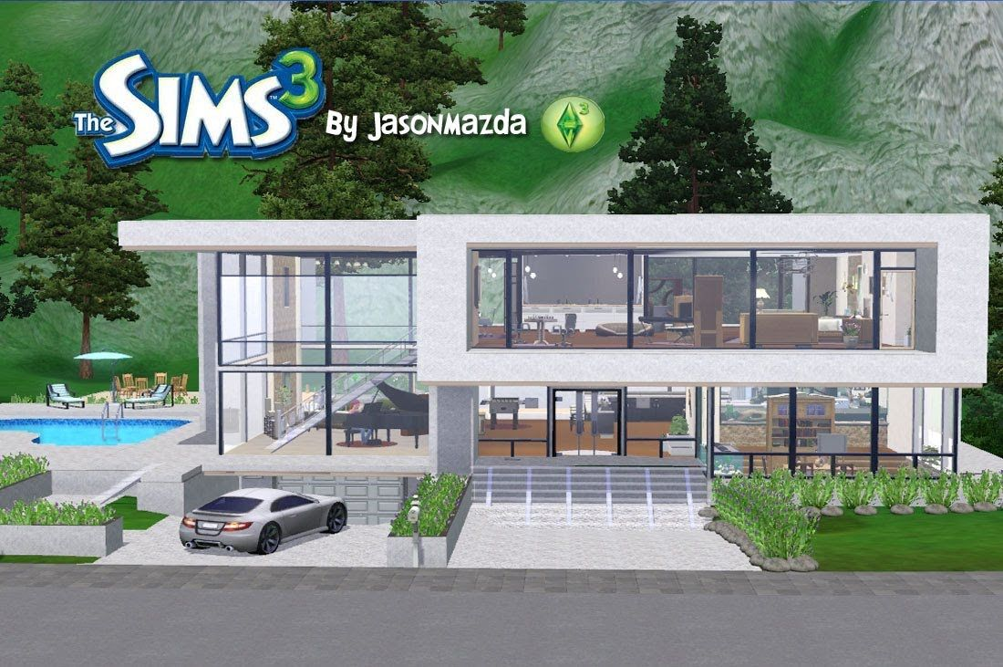The Sims 3 House Designs Modern Unity Sims 3 Houses Ideas House Design Pictures Sims3 House