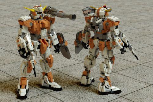 Gundam Rx 013 Nova Ldd Building Instructions By Mattone By