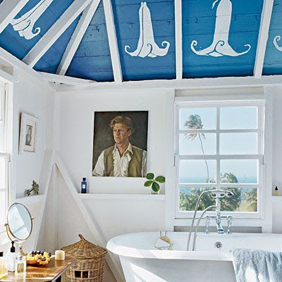 decorology: Charming coastal cottages