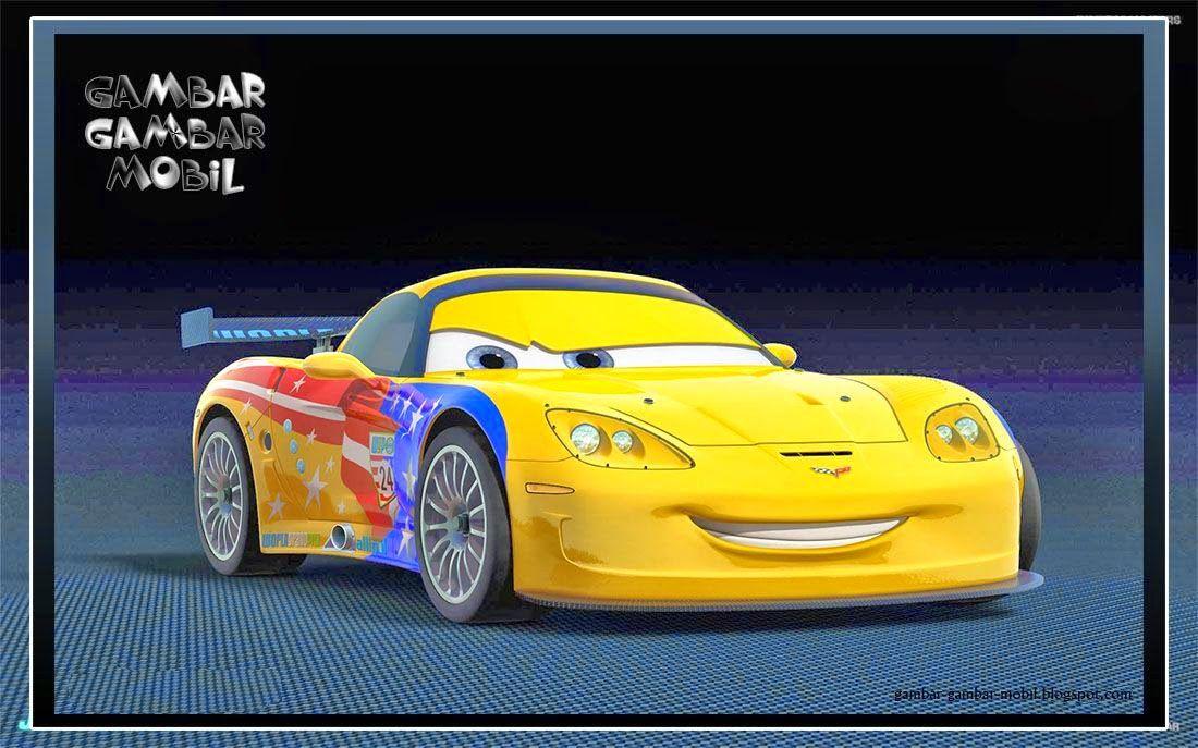 Gambar Mobil Cars Dengan Gambar Disney Cars Mobil Foto Sahabat