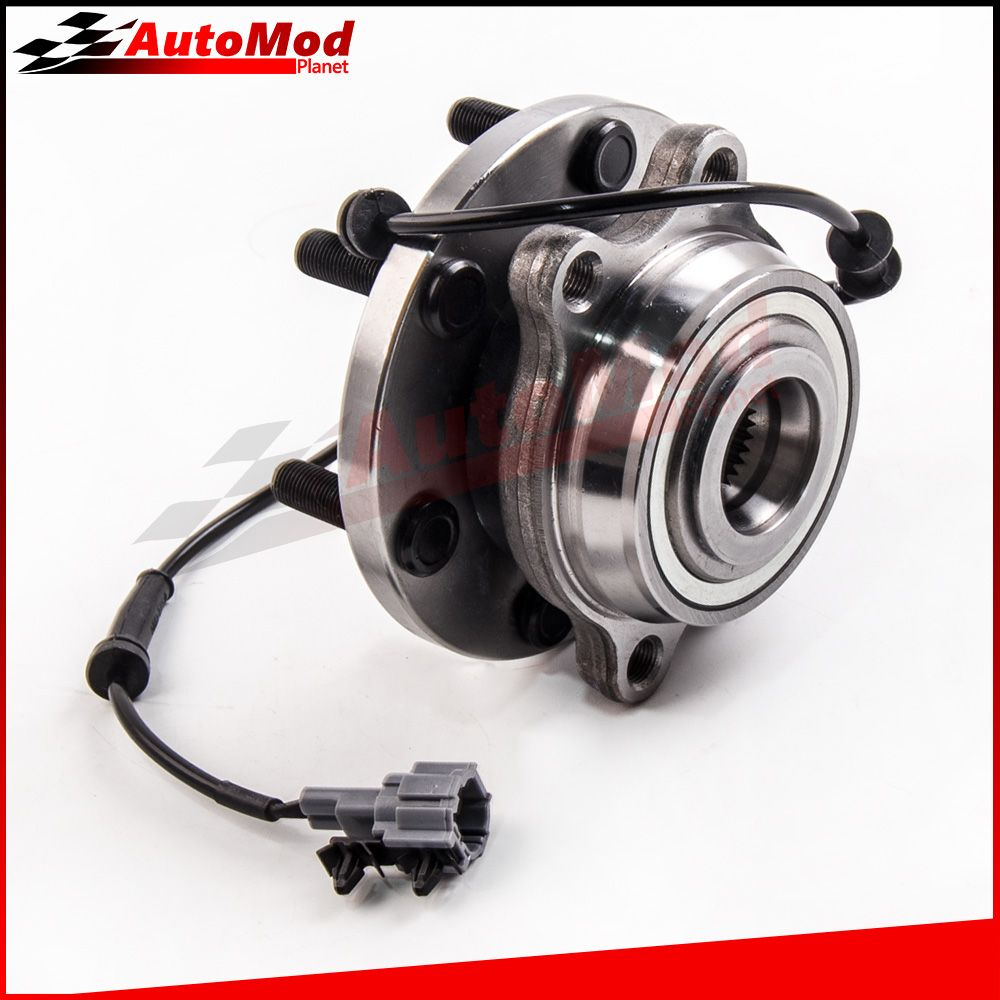 Wheel Bearing In Spanish >> For Nissan Pathfinder R51 05 15 Front Hub Wheel Bearing Kit
