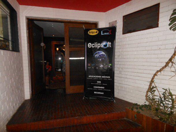 Evento en el Restaurant Chez Jerome, organizado por Eclipsoft