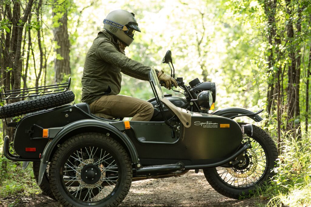 Ural Motorcycles X Camp Wandawega Bike Rally