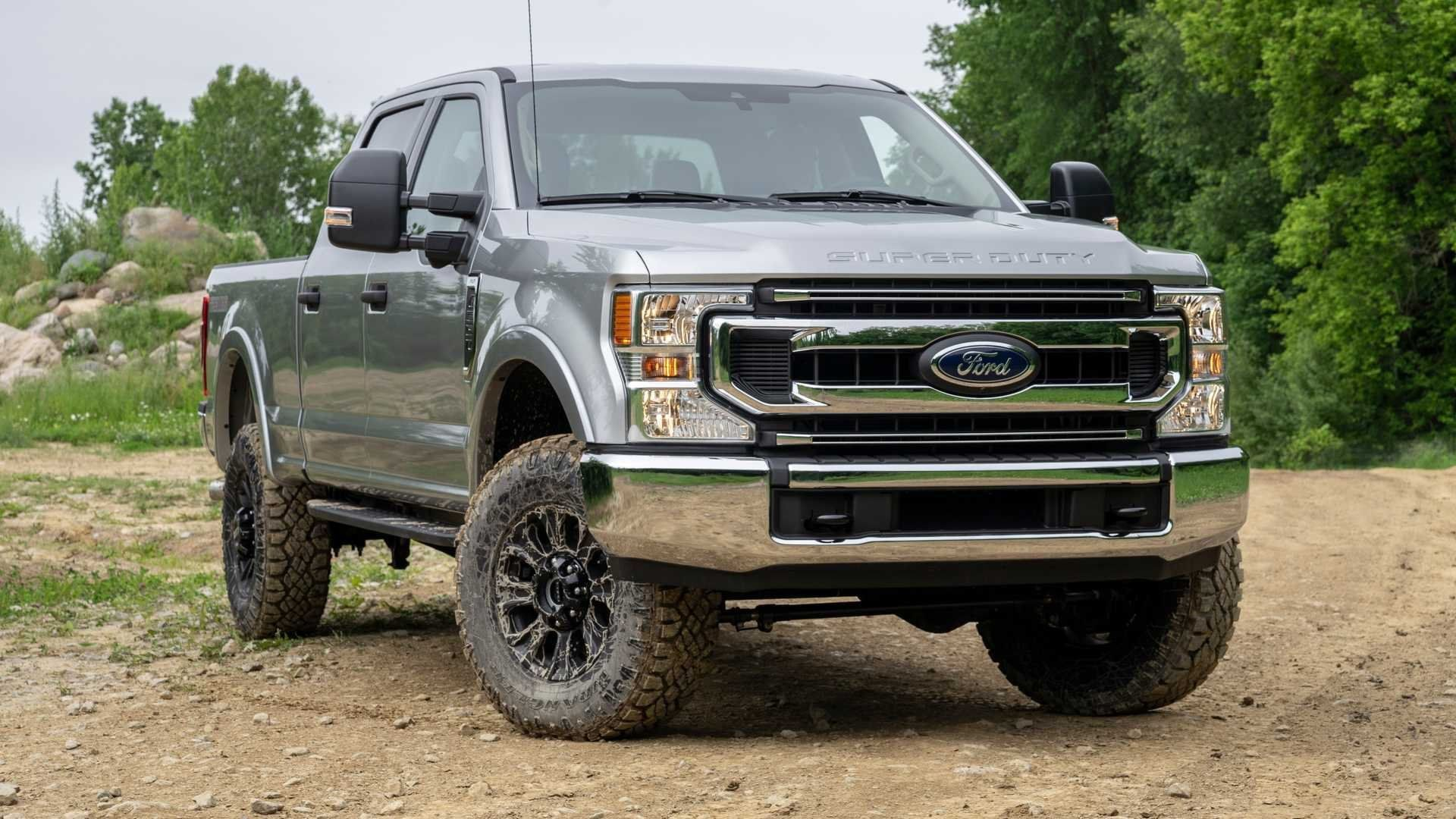 2021 Ford F250 Diesel Rumored Announced Images