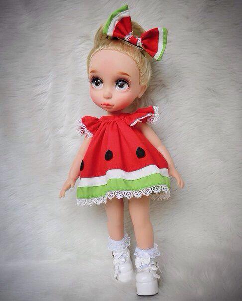 Disney Princess Doll Clothes: Doll Clothes / Disney Animator Doll Rapunzel