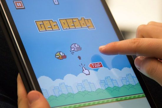 Flappy Bird, the game that is going to make you go gaga over it