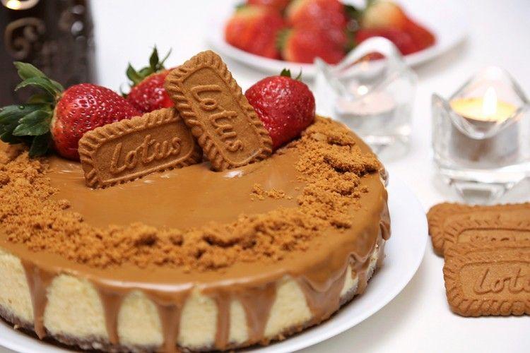 تشيز كيك اللوتس بالفيديو مطبخ سيدتي Recipe Yummy Food Dessert Dessert Recipes Yummy Food