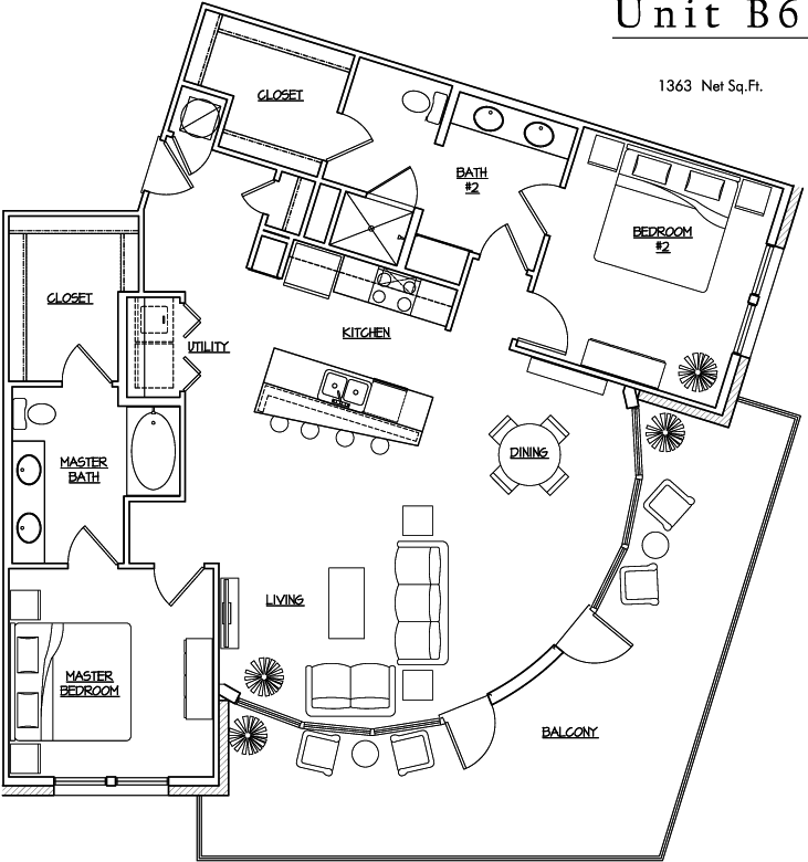 House Floor Plans, Pet Friendly Apartments