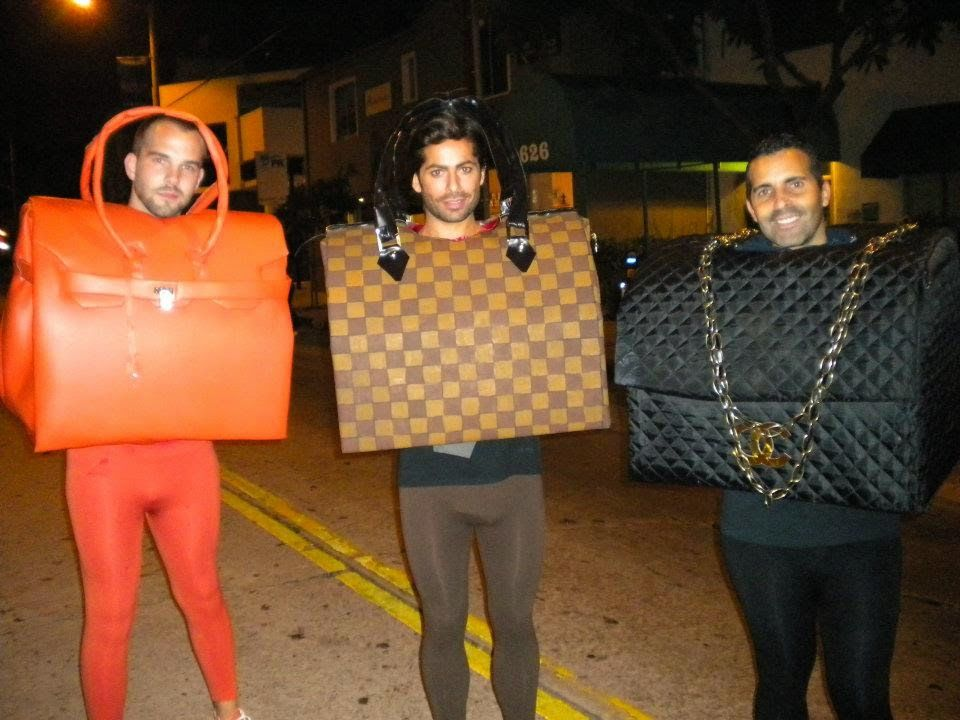 funny coach gucci purse halloween costumes