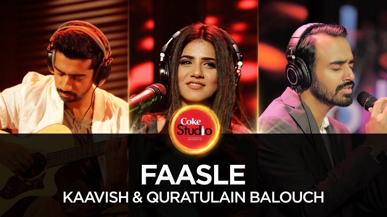 Kaavish Quratulain Balouch Faasle Coke Studio Season 10
