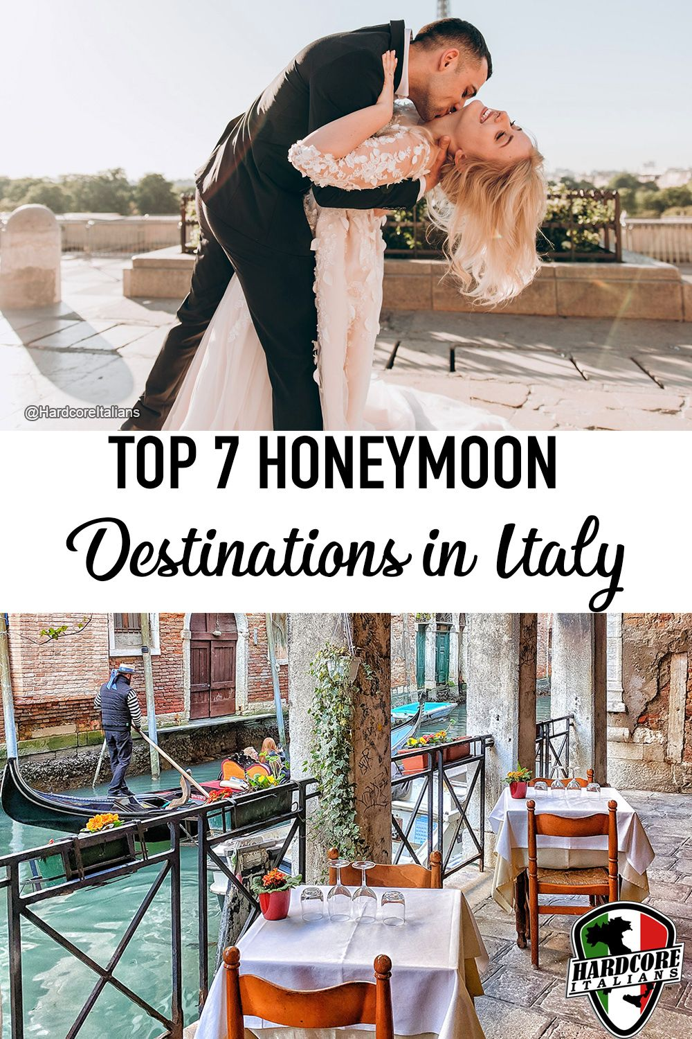 Italy Is Often Considered One Of The Most Romantic Cities