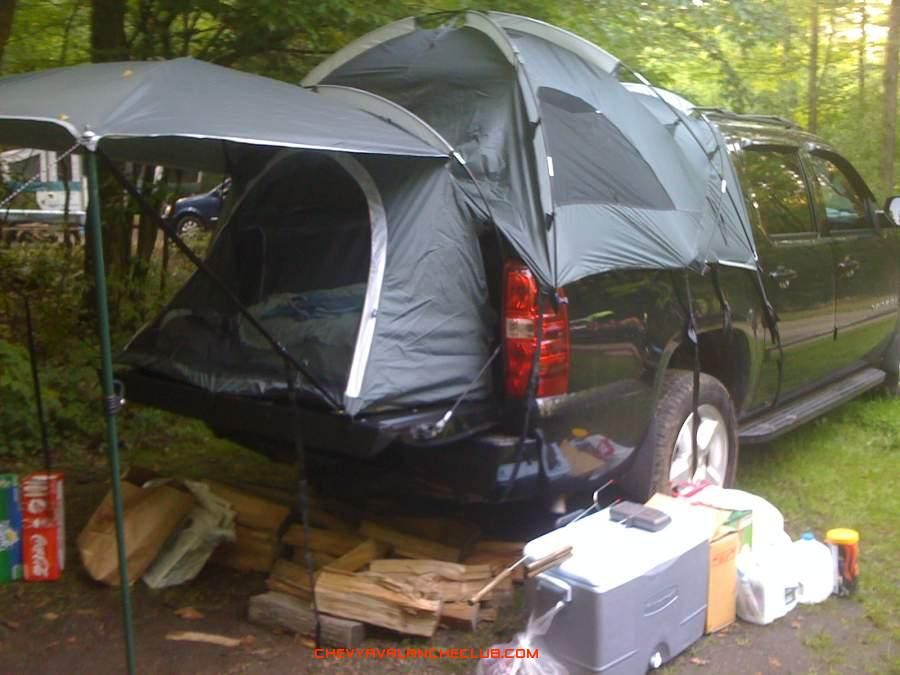 Chevy Avalanche Club - Gallery - Slideshow | Camping | Chevy