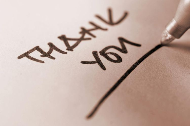 4 Quick and Easy Ways to Thank a Donor or Volunteer Fundraising