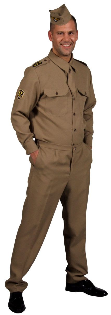 1940s gi american army uniform 209217 fancy dress ball