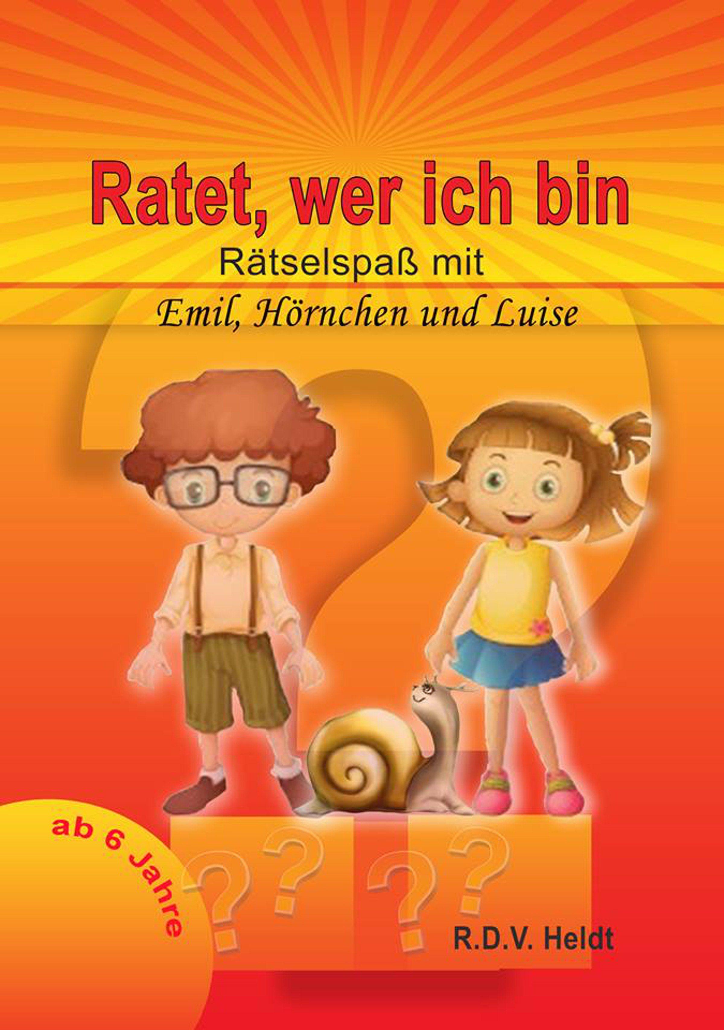 Pin Von Rita Heldt Auf Meine Kinderbucher Kinderbucher Ratselspass Spass