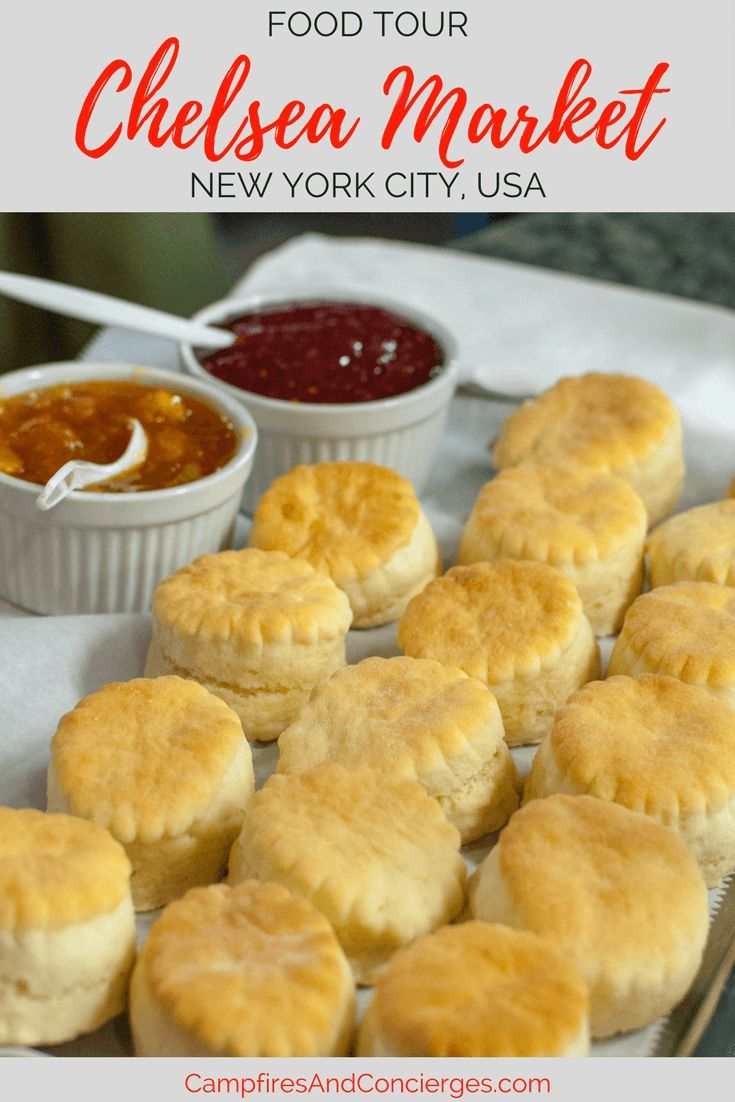 Chelsea Market Food Tour: Where to Eat in NYC | FTB North