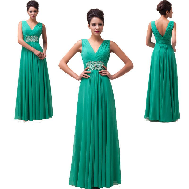 aa56a20f3a Beaded Corset Long Evening Fromal Prom Bridal Party Bridesmaid Dresses Plus  Size