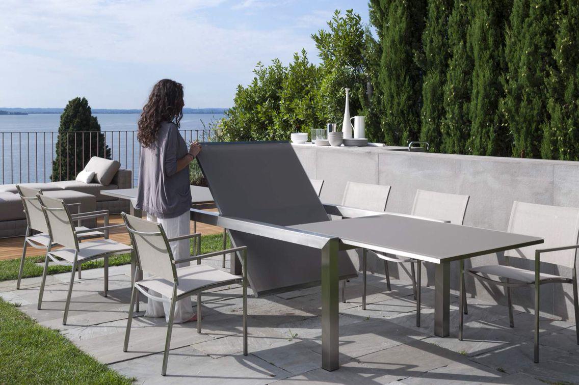 Talenti Outdoor Extantion Table Mobilya Dekorasyon