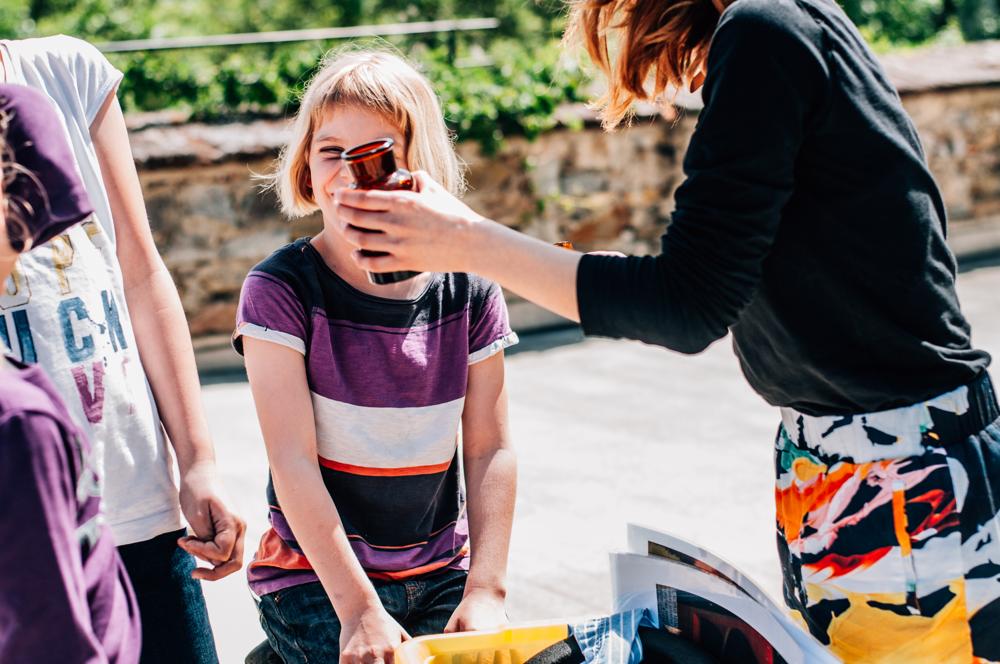 Bitte immer der Nase nach! Über olfaktorische Genüsse und Verdrüsse - Foto Hanna Engelmann Photography