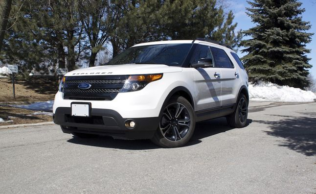 2013 Ford Explorer Sport Review Ford Explorer 2013 Ford