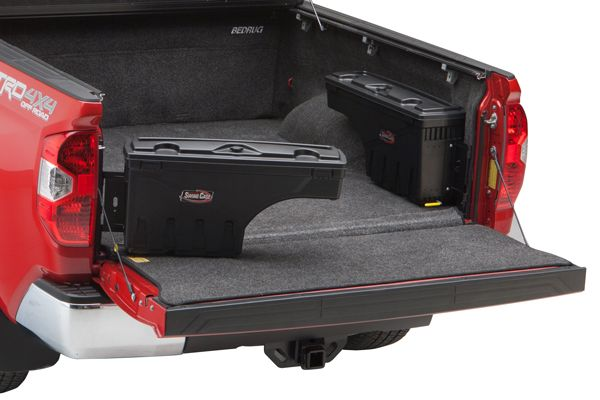 2007 2016 Toyota Tundra Portable Toolboxes Undercover