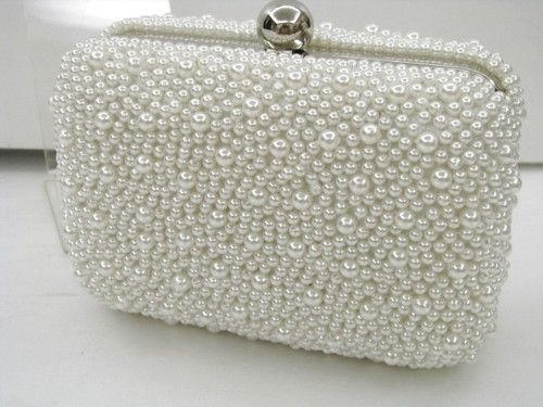 New clutch for a wedding! :D