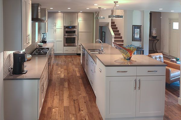 Tri level kitchen remodel google search kitchen love for Kitchen designs for split level homes