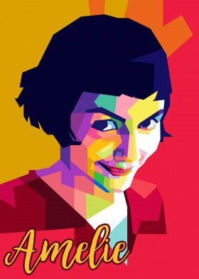 Amelie | Displate thumbnail