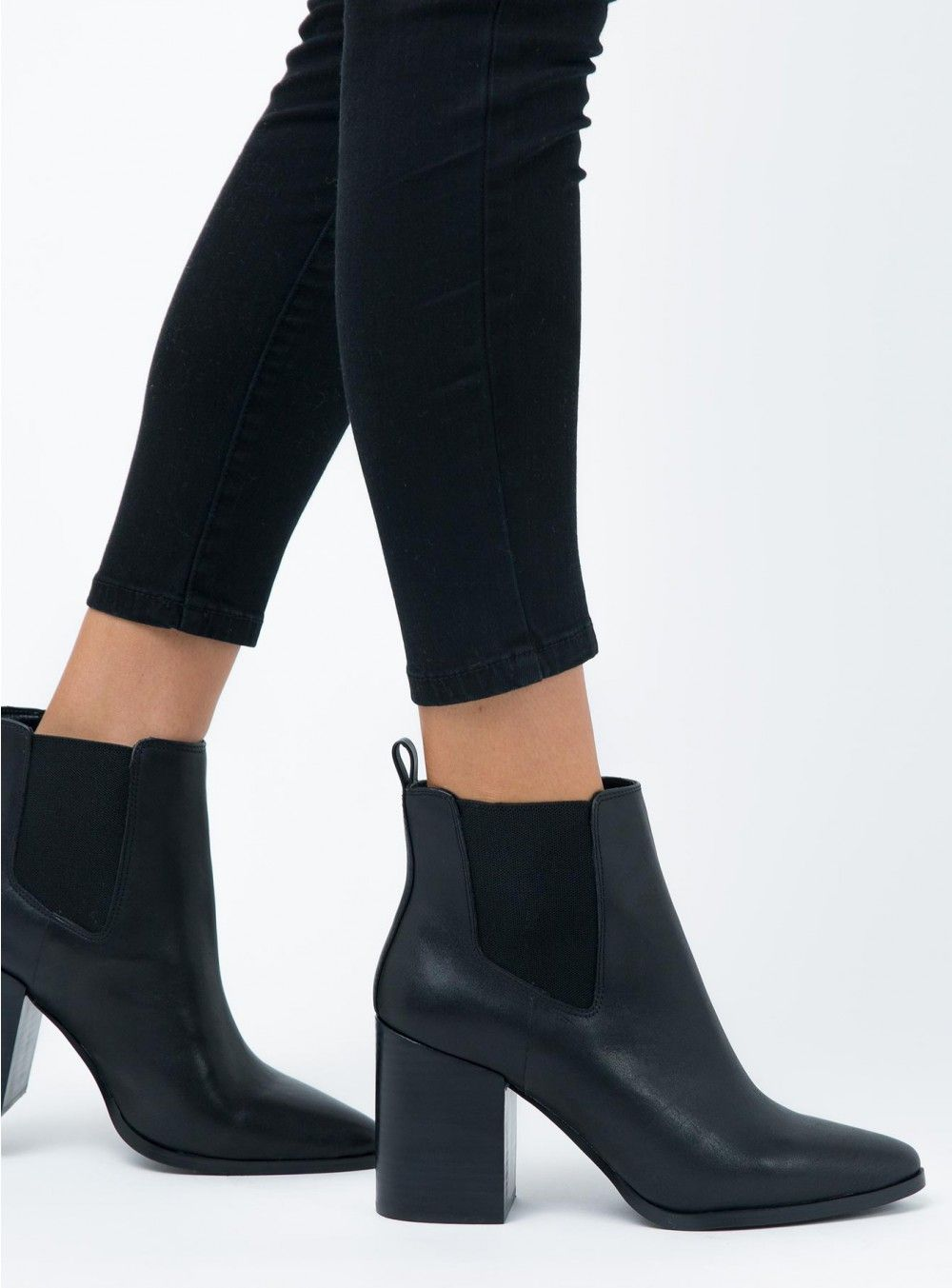 86f15c20110 Windsor Smith Fran Boots Black