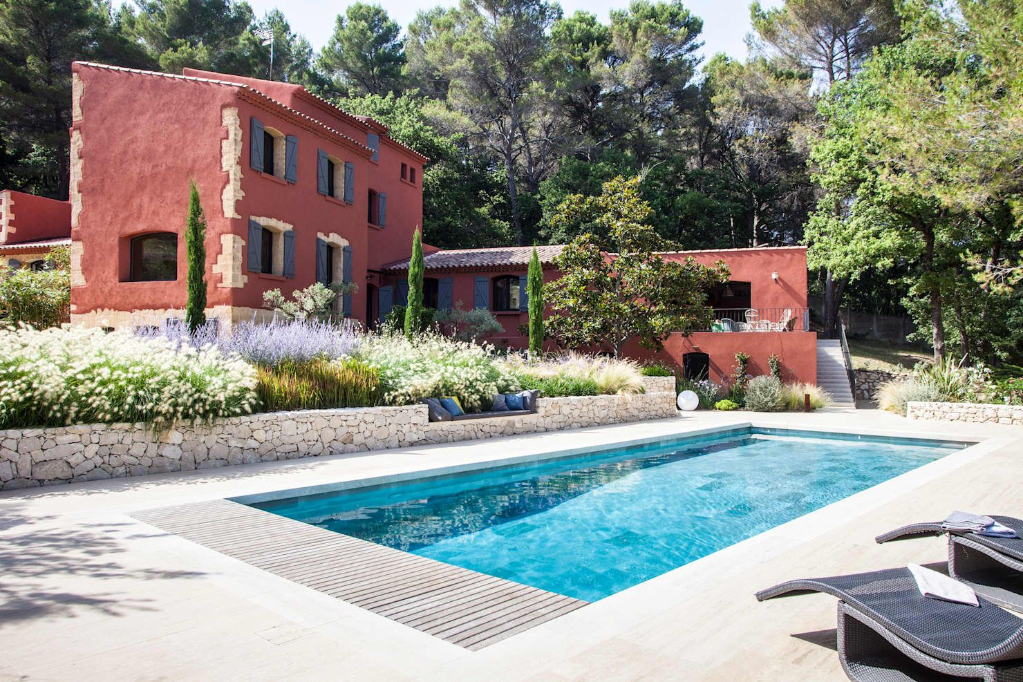 Eguilles Jardin Mediterraneen Jardin Mediterraneen Par Agence
