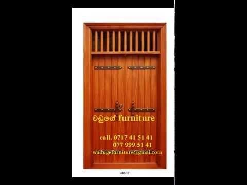 House Door Design Pictures Sri Lanka Waduge Furniture Youtube In 2020 Home Door Design Door Design Modern Wooden Doors,Pinterest Home Wedding Decoration