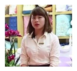 Trang Nguyễn - Chuyên viên tư vấn tại DemXinh.Vn