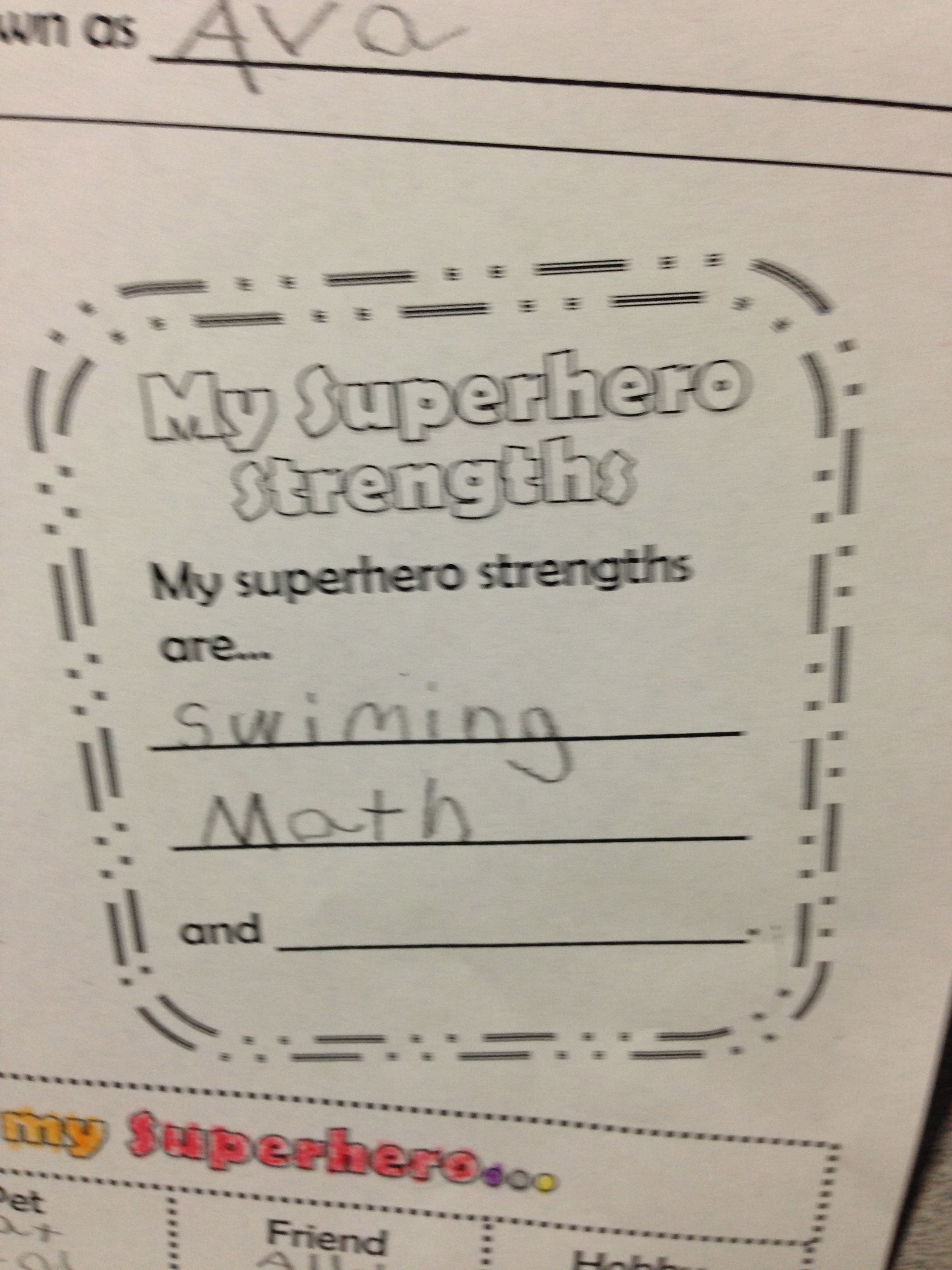 Math Is A Super Power