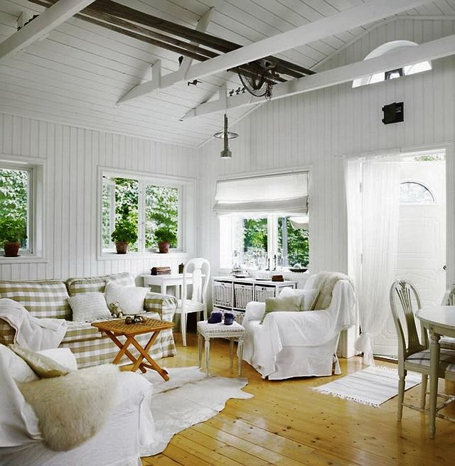 Scandinavian Cottage Style Cottage Of The Week Scandinavian Cottage Home Bunch An Interior Scandinavian Cottage Cottage Interiors Swedish Cottage