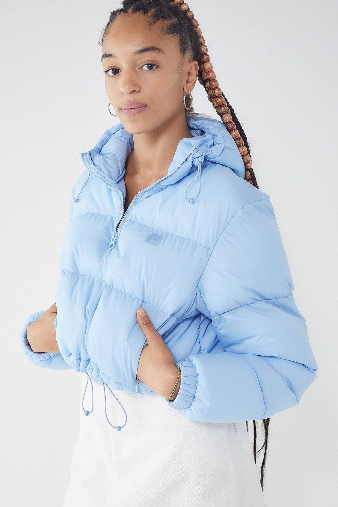 Fila Uo Exclusive Nariko Cropped Puffer Jacket Cropped Puffer Jacket Puffer Jacket Outfit Blue Puffer Jacket [ 1692 x 1128 Pixel ]