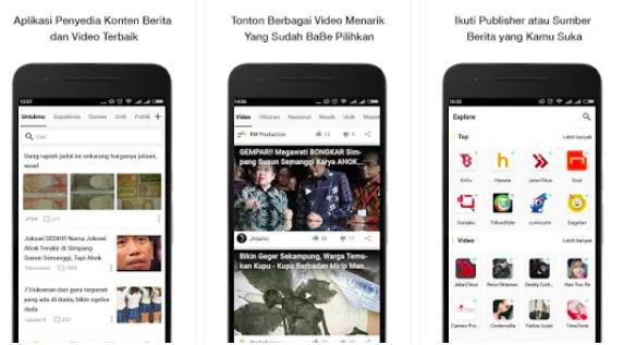 5 Aplikasi Baca Berita Terbaik Untuk Android Androbuntu