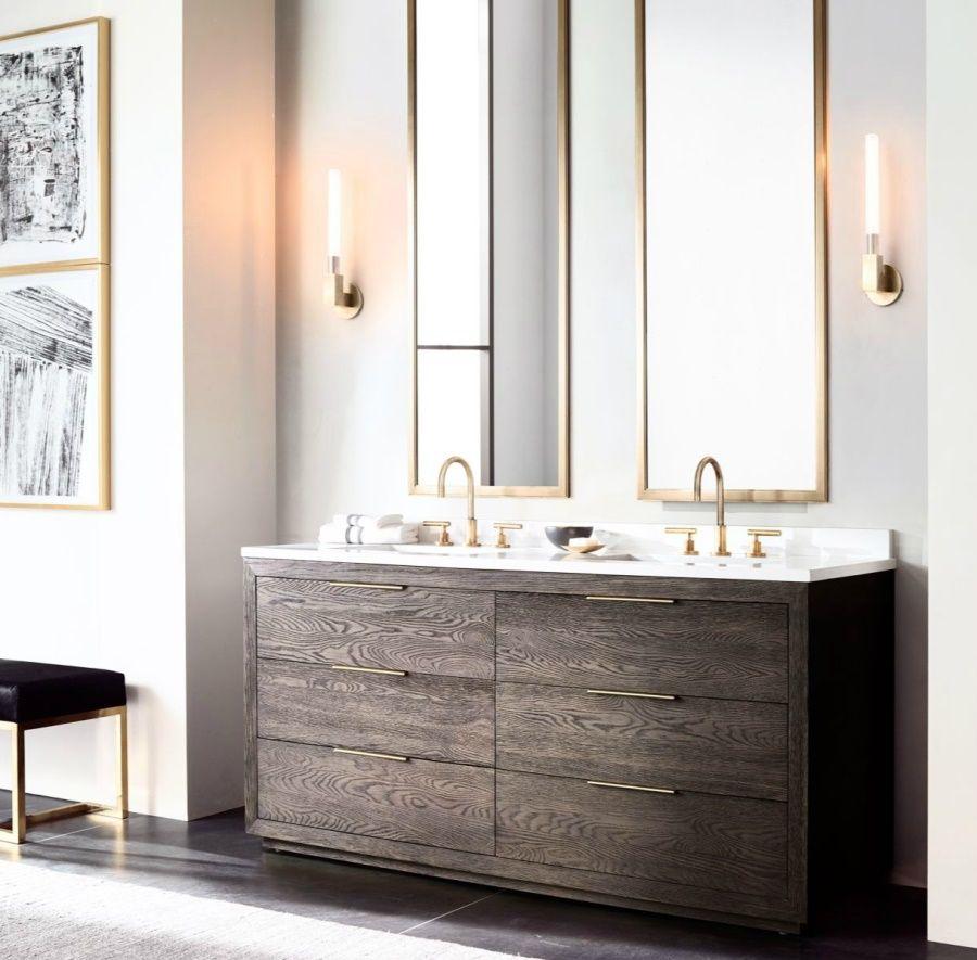 The Luxury Look Of High End Bathroom Vanities Modern Bathroom Vanity Small Luxury Bathrooms Bathroom Vanity
