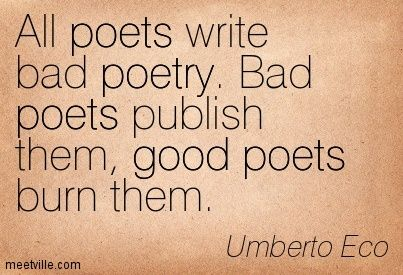 Umberto eco poems