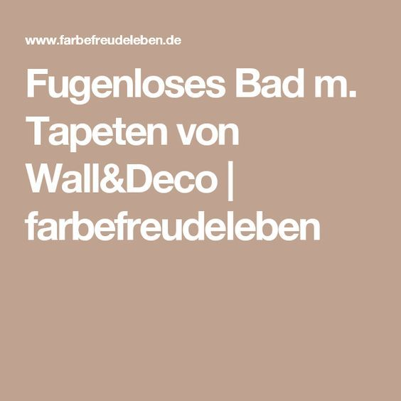 Nice Explore Fugenloses Bad and more