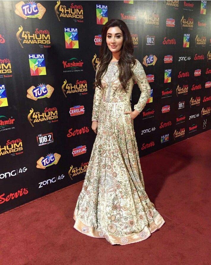 New style dress 2018 pakistani hum