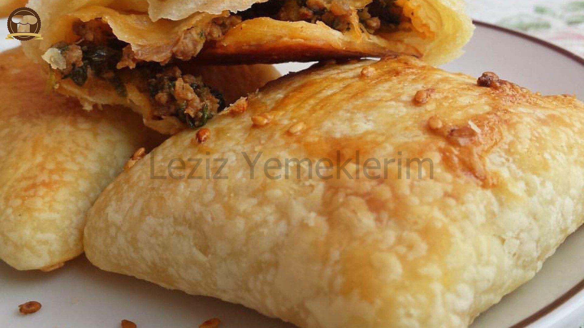 Sembusek Böreği Tarifi – Börek Tarifleri