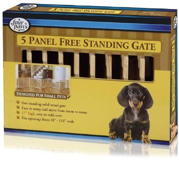 Panel Free Standing Walk Over Wood Gate Dog Gift Dog Doors Gates Ramps Dog Doors Wooden Dog Gates Best Dog Door Cat Gate