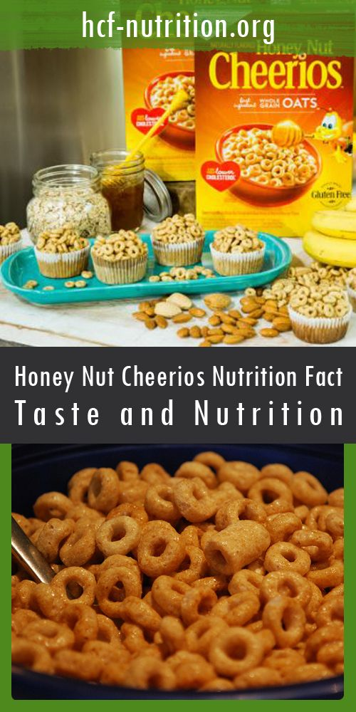 Honey nut cheerios nutrition is a very well known cereal ...