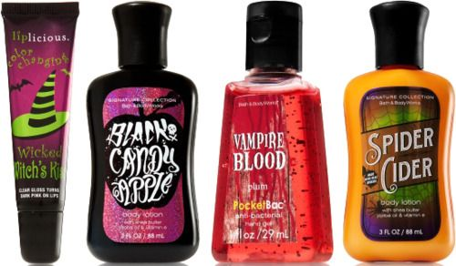 Bath Body Works I Ve Owned The Plum Scented Vampire Blood