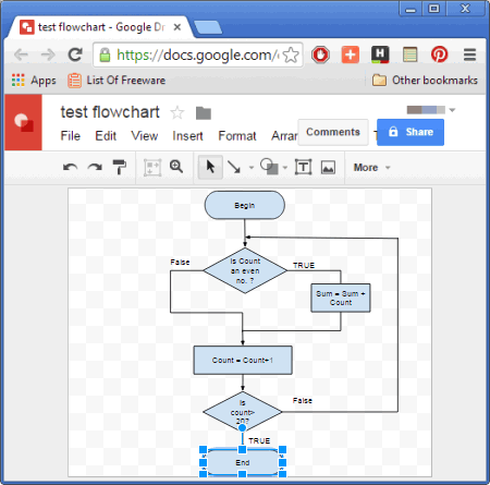 10 best free flowchart software for windows information